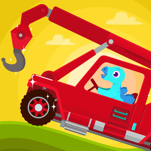 Dinosaur Rescue – Truck Games for kids & Toddlers Mod apk download – Mod Apk 1.1.0 [Unlimited money] free for Android.