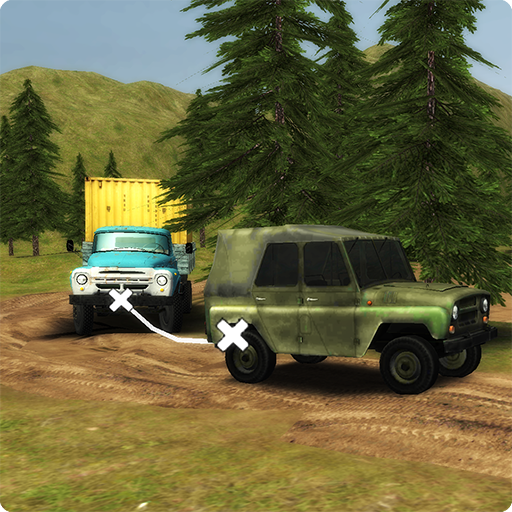 Dirt Trucker: Muddy Hills Mod apk download – Mod Apk 1.0.12 [Unlimited money] free for Android.