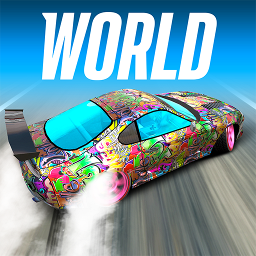 Drift Max World – Drift Racing Game Mod apk download – Mod Apk 3.0.1 [Unlimited money] free for Android.