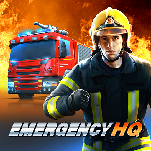 EMERGENCY HQ – free rescue strategy game Mod apk download – Mod Apk 1.6.00 [Unlimited money] free for Android.