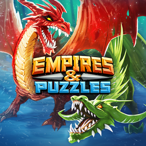Empires & Puzzles: Epic Match 3 Mod apk download – Mod Apk 35.0.0 [Unlimited money] free for Android.