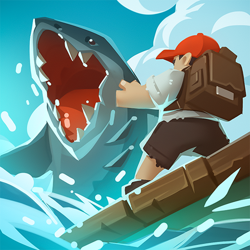 Epic Raft: Fighting Zombie Shark Survival Mod apk download – Mod Apk 0.9.80 [Unlimited money] free for Android.