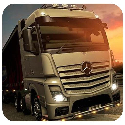 European Transport Trucking Driving Simulator Mod apk download – Mod Apk 2.2 [Unlimited money] free for Android.