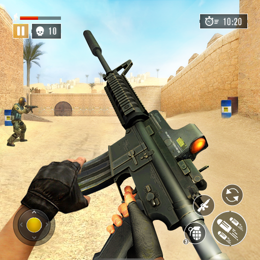 FPS Commando Secret Mission – Free Shooting Games Pro apk download – Premium app free for Android