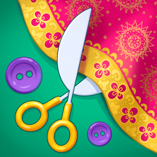 Fashion Dress up games for girls. Sewing clothes Mod apk download – Mod Apk 6.0.8 [Unlimited money] free for Android.