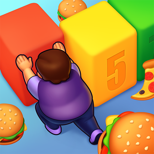 Fat Pusher Mod apk download – Mod Apk 1.22 [Unlimited money] free for Android.