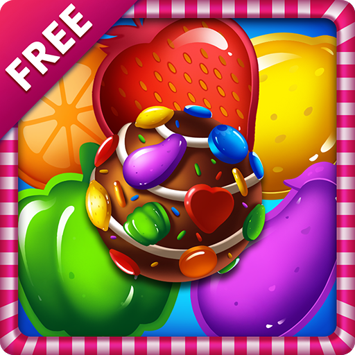 Food Burst: An Exciting Puzzle Game Pro apk download – Premium app free for Android
