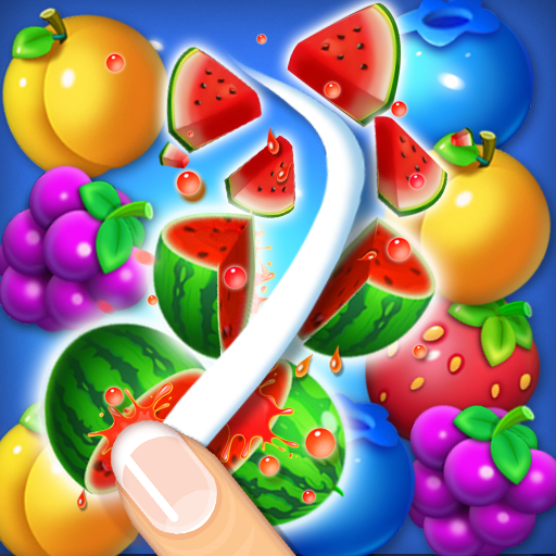 Fruits Crush – Link Puzzle Game Mod apk download – Mod Apk 1.0040 [Unlimited money] free for Android.