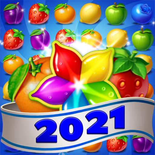 Fruits Farm: Sweet Match 3 games Pro apk download – Premium app free for Android
