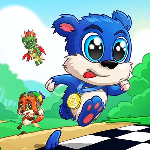 Fun Run 3 – Multiplayer Games Pro apk download – Premium app free for Android