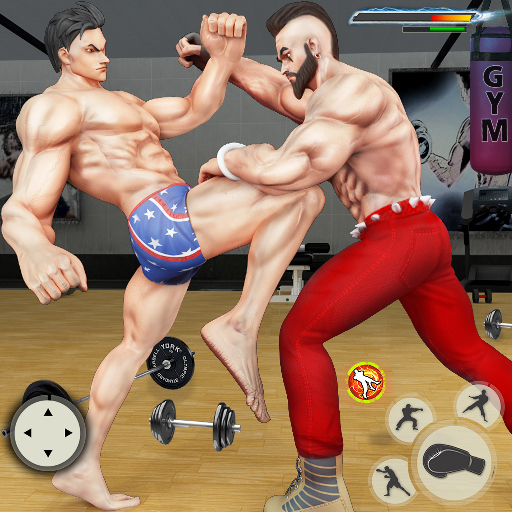 GYM Fighting Games: Bodybuilder Trainer Fight PRO Mod apk download – Mod Apk 1.4.7 [Unlimited money] free for Android.