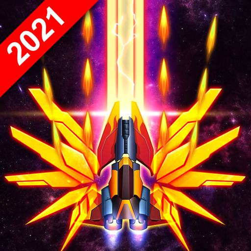 Galaxy Invaders: Alien Shooter -Free shooting game Mod apk download – Mod Apk 1.10.2 [Unlimited money] free for Android.