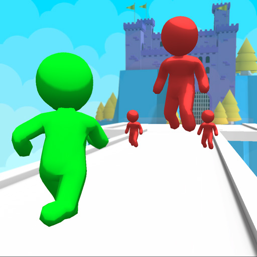 Giant Clash 3D – Join Color Run Race Rush Games Pro apk download – Premium app free for Android