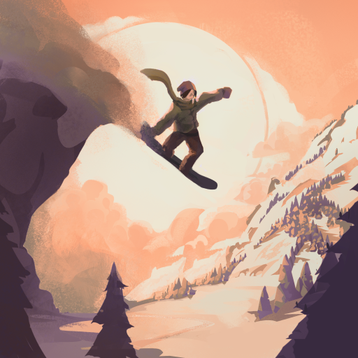 Grand Mountain Adventure: Snowboard Premiere Mod apk download – Mod Apk 1.180 [Unlimited money] free for Android.