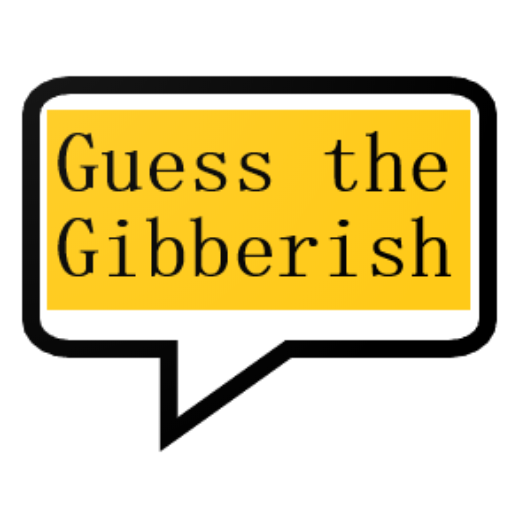 Guess the gibberish game – word games / challenge Mod apk download – Mod Apk 1.36 [Unlimited money] free for Android.