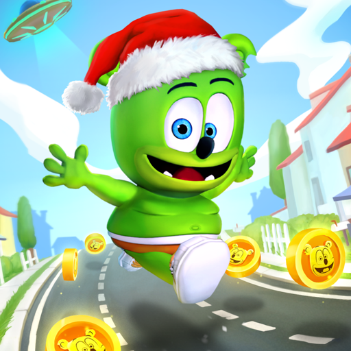 Gummy Bear Run – Endless Running Games 2021 Pro apk download – Premium app free for Android