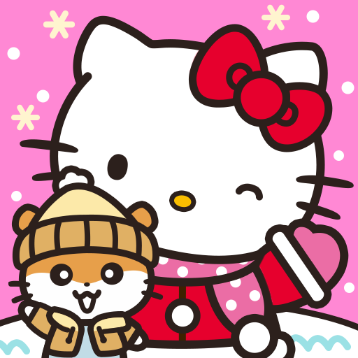 Hello Kitty Friends Pro apk download – Premium app free for Android
