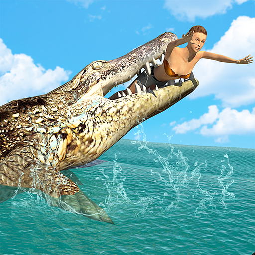 Hungry Crocodile Wild Hunt Simulation Game Mod apk download – Mod Apk 8.3 [Unlimited money] free for Android.