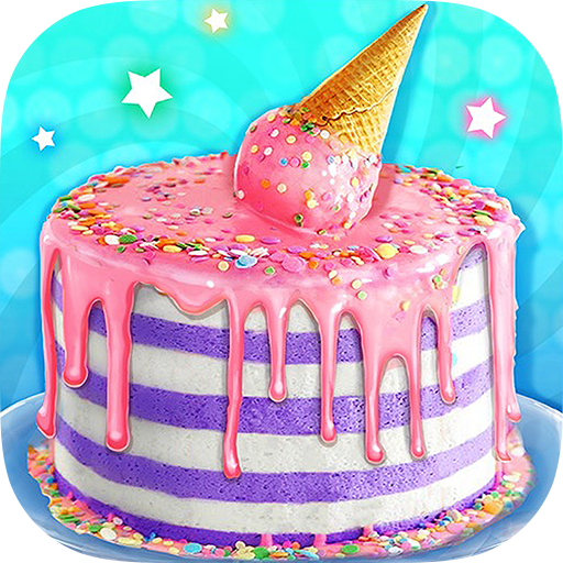Ice Cream Cone Cake – Sweet Trendy Desserts Mod apk download – Mod Apk 1.3 [Unlimited money] free for Android.
