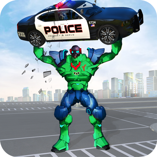 Incredible Monster Robot Hero Crime Shooting Game Pro apk download – Premium app free for Android