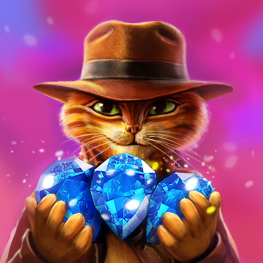 Indy Cat – Match 3 Puzzle Adventure Mod apk download – Mod Apk 1.85 [Unlimited money] free for Android.