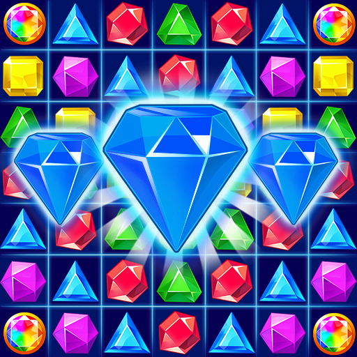 Jewel Crush™ – Jewels & Gems Match 3 Legend Pro apk download – Premium app free for Android