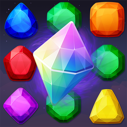 Jewel Quest – Magic Match Mod apk download – Mod Apk 1.08 [Unlimited money] free for Android.
