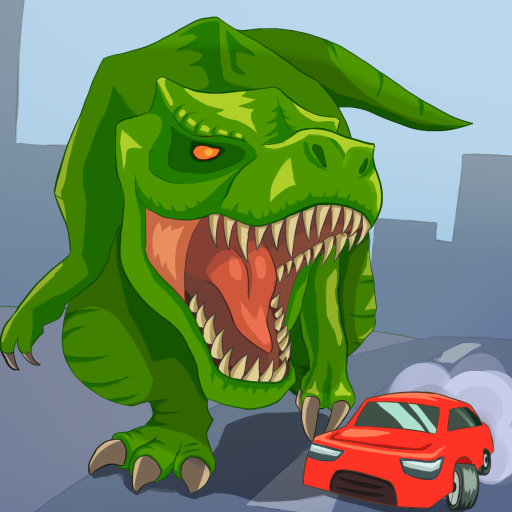 Jurassic Dinosaur: City rampage Pro apk download – Premium app free for Android