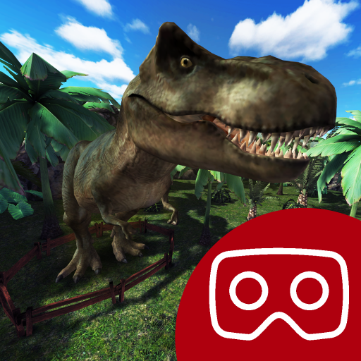 Jurassic VR – Dinos for Cardboard Virtual Reality Pro apk download – Premium app free for Android