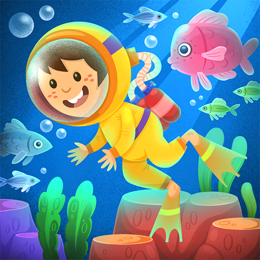 Kiddos under the Sea : Fun Early Learning Games Pro apk download – Premium app free for Android
