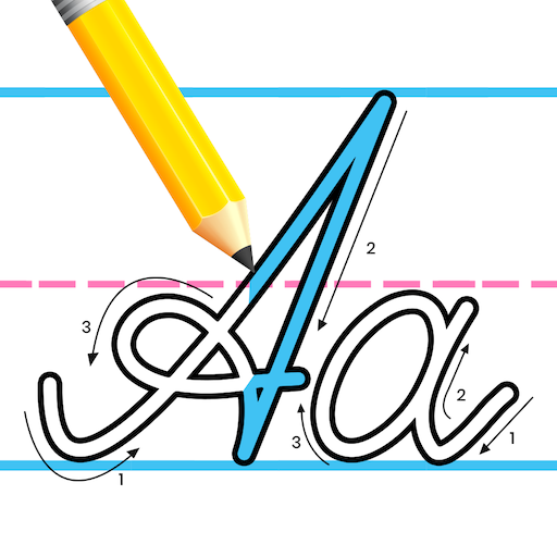 Kids Learn Cursive Writing – Cursive For Toddlers Pro apk download – Premium app free for Android
