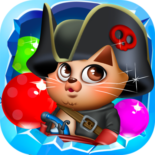 Kitty Bubble : Puzzle pop game Pro apk download – Premium app free for Android