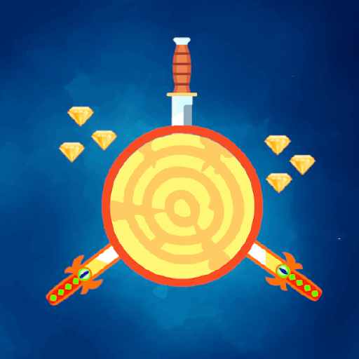 Knife Hitting : Throw Knife Hit Target Mod apk download – Mod Apk 1.7.2 [Unlimited money] free for Android.