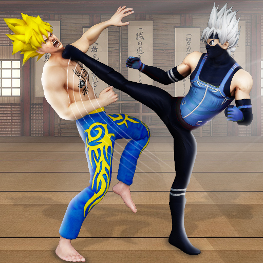 Kung Fu Fighting Games: Offline Karate King Fight Pro apk download – Premium app free for Android