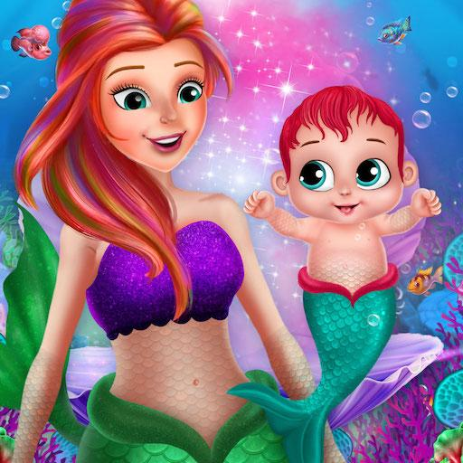 Little Mermaid Baby Care Ocean World Mod apk download – Mod Apk 2.0 [Unlimited money] free for Android.