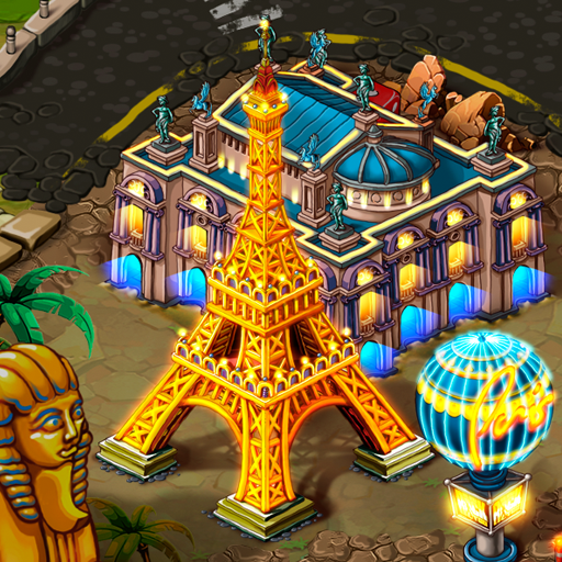 Magica Travel Agency – Match 3 Puzzle Game Mod apk download – Mod Apk 1.3.0 [Unlimited money] free for Android.