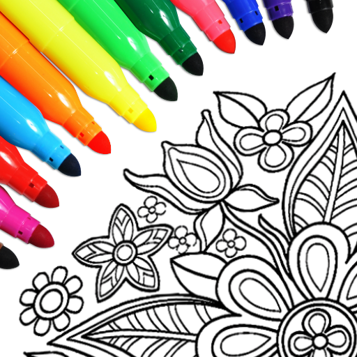Mandala Coloring Pages Pro apk download – Premium app free for Android