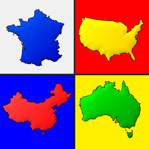 Maps of All Countries in the World: Geography Quiz Mod apk download – Mod Apk 3.1.0 [Unlimited money] free for Android.