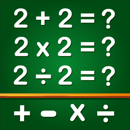 Math Games, Learn Add, Subtract, Multiply & Divide Mod apk download – Mod Apk 9.1 [Unlimited money] free for Android.
