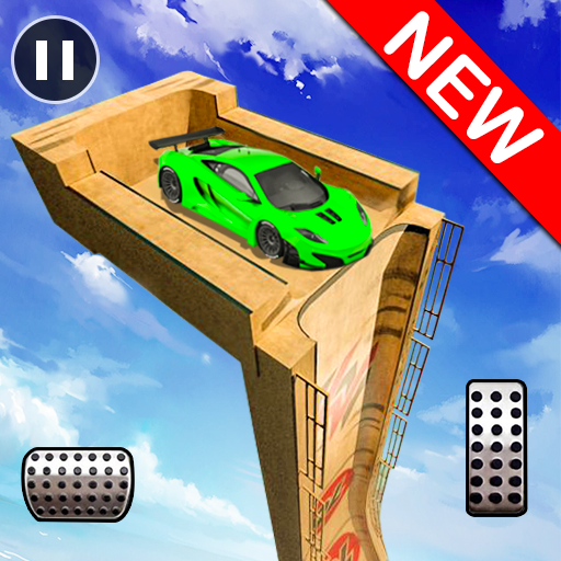 Mega Ramp Car Racing Game – Ultimate Races 3D Game Mod apk download – Mod Apk 1.1 [Unlimited money] free for Android.
