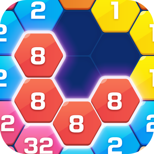 Merge  Block Puzzle – 2048 Hexa Mod apk download – Mod Apk 1.4.7 [Unlimited money] free for Android.