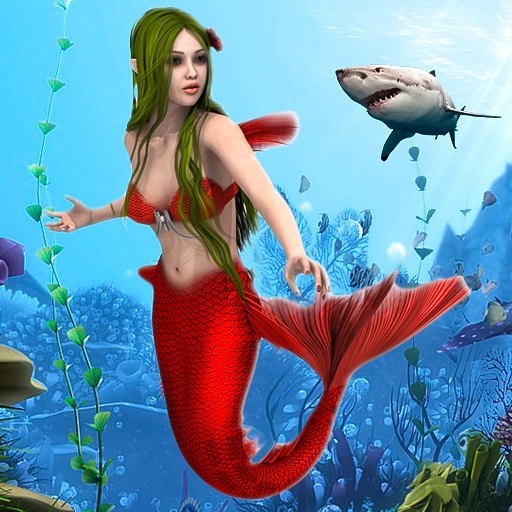 Mermaid Simulator Games: Sea & Beach Adventure Mod apk download – Mod Apk 0.1 [Unlimited money] free for Android.