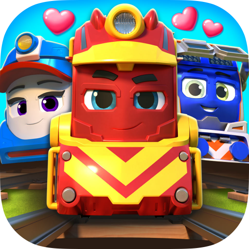Mighty Express – Play & Learn with Train Friends Mod apk download – Mod Apk 1.2.10 [Unlimited money] free for Android.