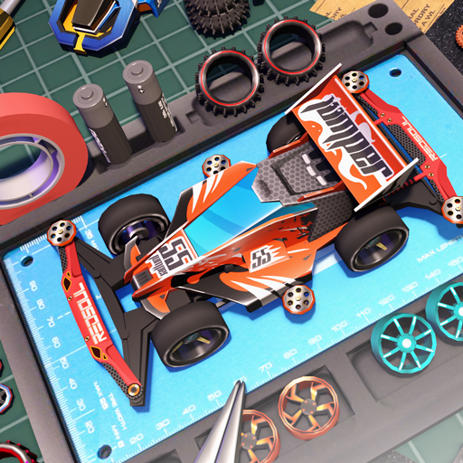 Mini Legend – Mini 4WD Simulation Racing Game Pro apk download – Premium app free for Android
