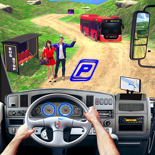 Modern Bus Simulator New Parking Games – Bus Games Pro apk download – Premium app free for Android