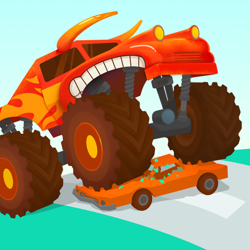 Monster Truck Go – Racing Games Kids Mod apk download – Mod Apk 1.1.3 [Unlimited money] free for Android.