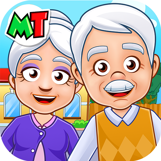My Town : Grandparents Play home Fun Life Game Pro apk download – Premium app free for Android