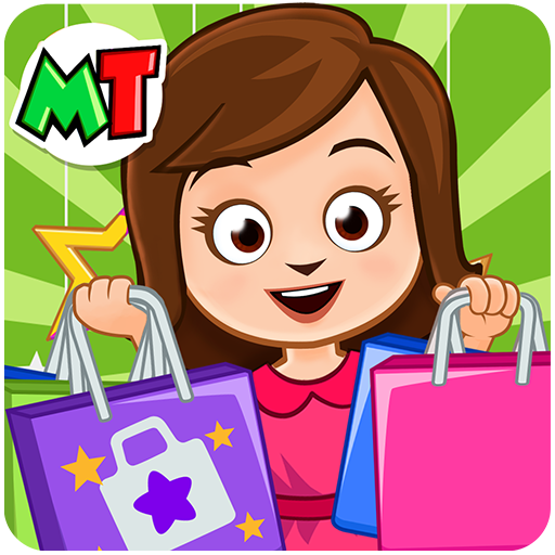 My Town: Shopping Mall – Shop & Dress Up Girl Game Pro apk download – Premium app free for Android