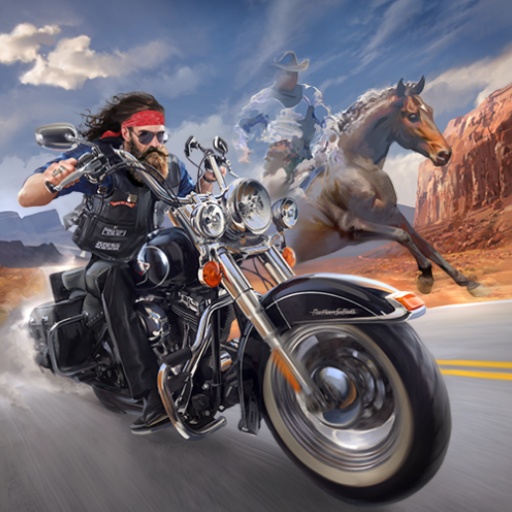 Outlaw Riders: War of Bikers Pro apk download – Premium app free for Android
