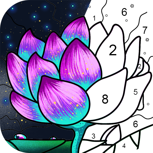 Paint By Number – Coloring Book & Color by Number Mod apk download – Mod Apk 2.43.1 [Unlimited money] free for Android.